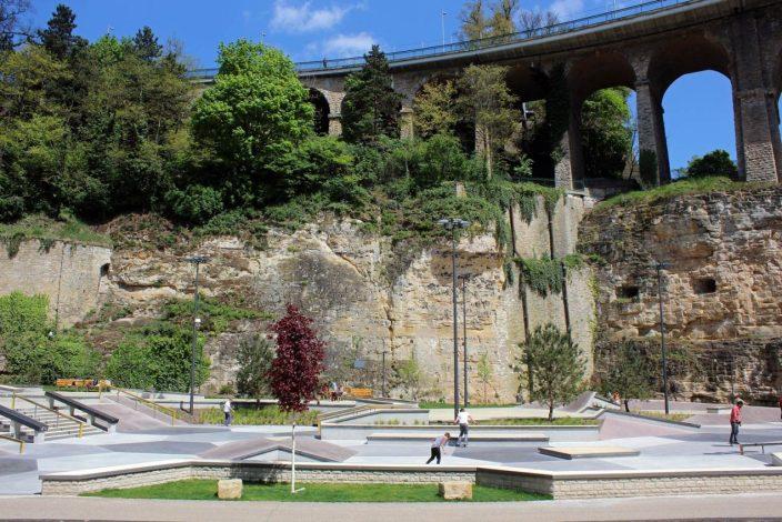 卢森堡滑板公园-9