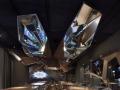 北京蓝色港湾花酷餐厅设计案例欣赏