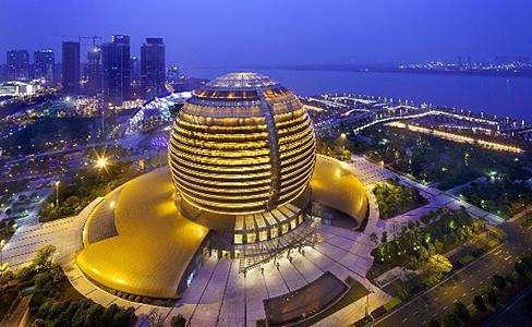 杭州某国际会议中心机电安装施工组织设计方案.