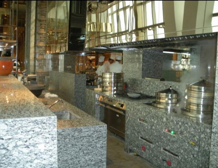 季裕堂--上海环球金融中心93层餐厅施工图(含效果图)