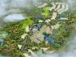 海南七仙岭瑶池仙境温泉度假村景观概念方案设计JPG(65页)