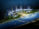 [北京]某运河城市景观设计方案