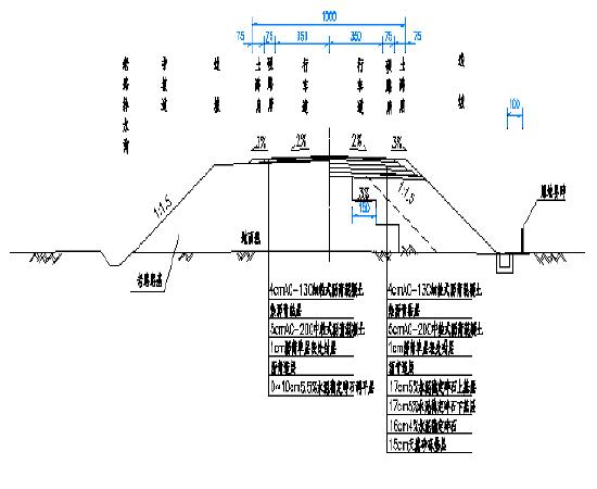 某公路建设(一期)图纸工程路面v图纸图纸路基猫房子图片