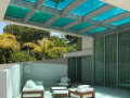 求助:求透明玻璃底水池/泳池的详细构造做法