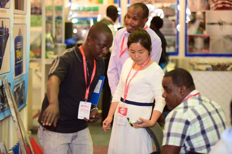 2017肯尼亚五大行业展, 非洲的广交会
