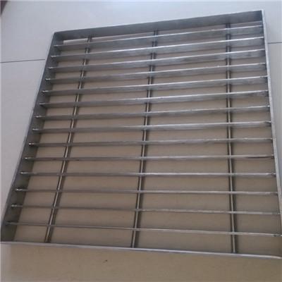 不锈钢钢格板生产工艺