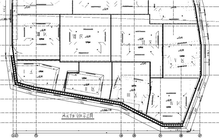 [福建]深基坑土方开挖及支护施工方案(附节点图丰富)