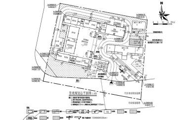 [广东]某镇中心幼儿园工程施工图