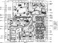 [四川]著名楼盘花园洋房居住区景观设计施工图(赠项目实景照片)