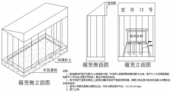 澳宁电缆厂办公楼施工组织设计(近350页,图文结合,很全面)