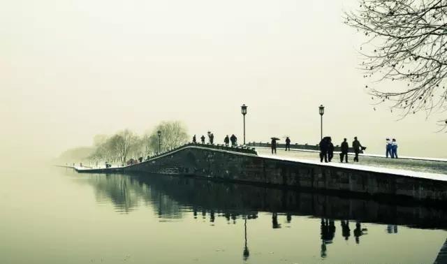杭州的桥--留住杭州最美的画面