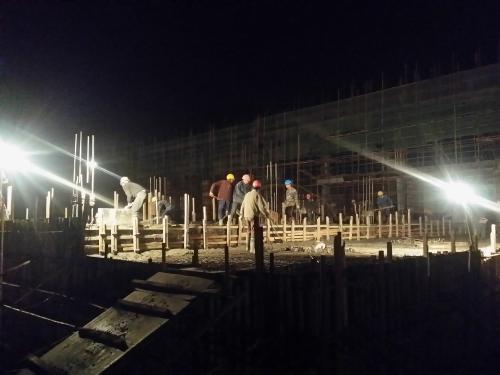 [内蒙古]鄂尔多斯门克庆煤矿矿井水处理站安装工程施工组织设计