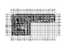 天津大型广场弱电招标图纸(甲级办公、商业及配套裙房)