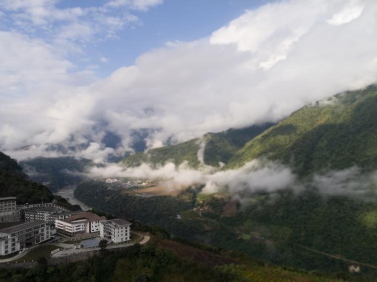 西藏墨脱气象中心/EIDArchitecture_4