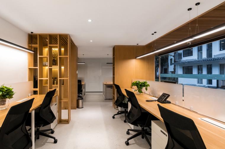 二层办公区