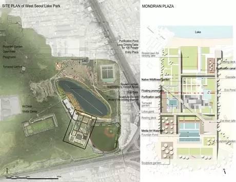 西首尔湖公园景观设计(生态公园景观设计)_2