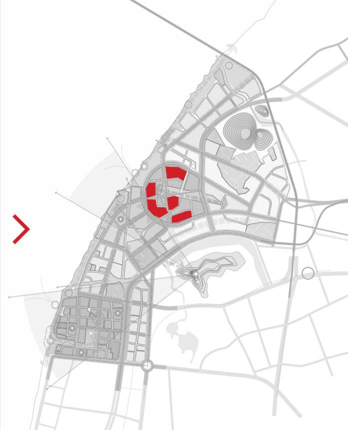 [江苏]滨江项目城市设计概念方案国际征集作品_11