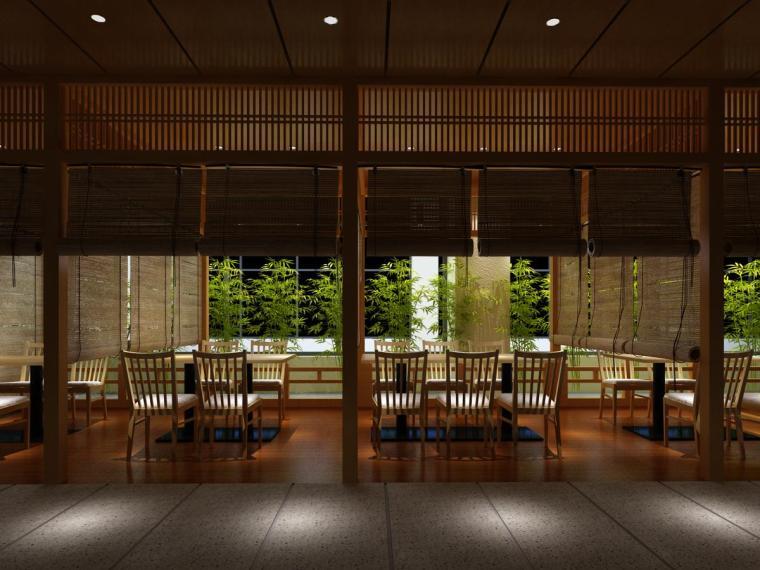 日本松子料理餐厅