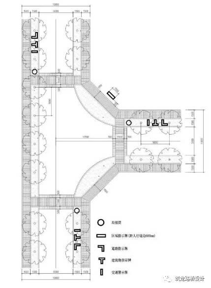万科住宅内的道路设计,标准和施工做法,都是经验呀!!_31