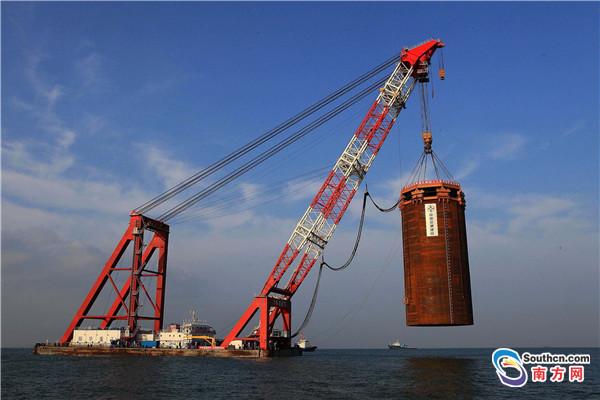 全面告竣!港珠澳大桥岛隧工程海上施工画上圆满句号