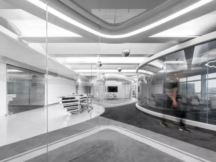 广州珠江新城CBD未来总部办公空间