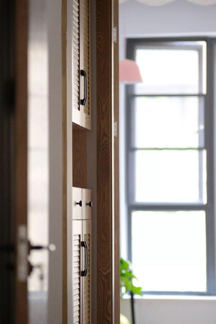 用原木装修家,比看了一万次的样板风格还温馨!_73