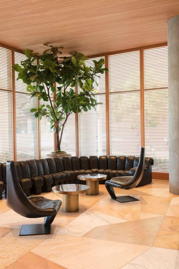 好莱坞的酒店公寓,奢华的画风都变了……_14