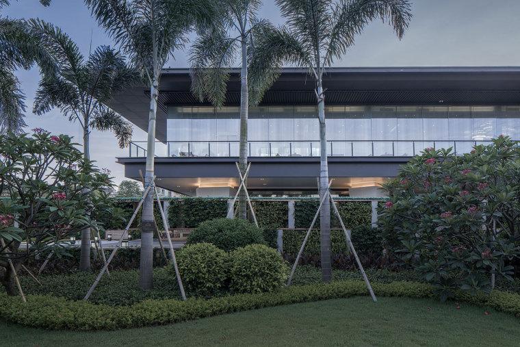 广州岭南风格的融御售楼中心-3