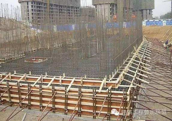 如此齐全的标准化土建施工(模板、钢筋、混凝土、砌筑)现场看看_3