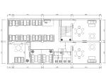 [广西]西新中式风格茶楼室内装修全套图纸