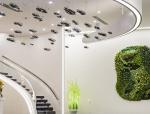 [上海]上海多姆设计--时代广场商办展示中心实景效果图