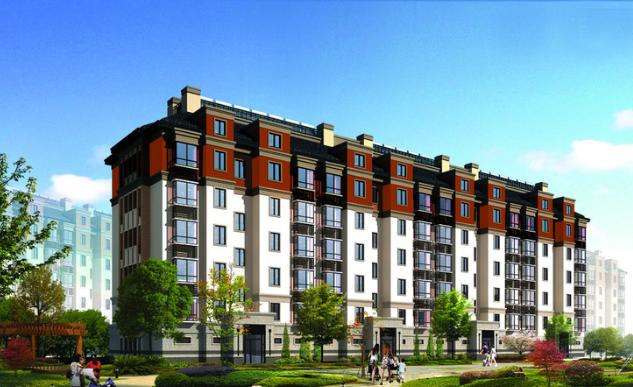 无锡恒大住宅商业及公建配套用房施工组织设计_1