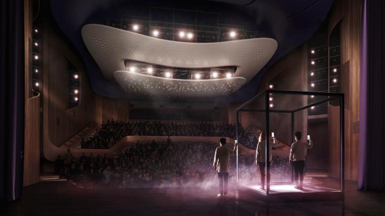 香港世界级舞蹈及戏剧艺术剧场-10