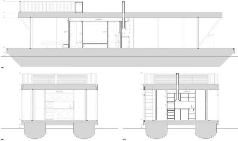 超美的水上筏式酒店設計,美出了新高度_44