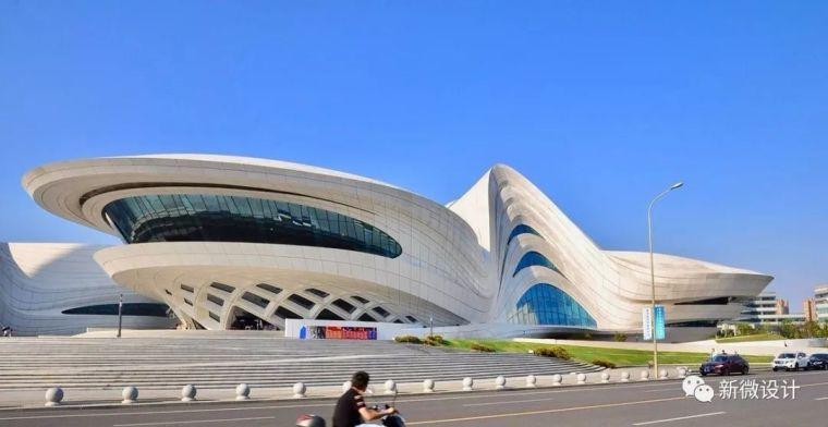 扎哈在中国的遗作终于完成,耗资28亿,施工难度堪比鸟巢_5