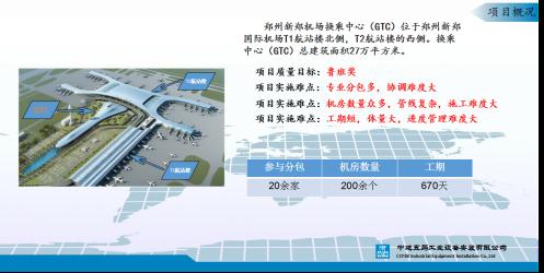 BIM技术在新郑机场机电安装工程中的应用