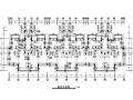[山东]地上7层异形柱框架结构安置房结构施工图(CAD、24张)