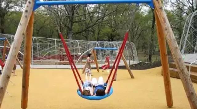 你需要知道的幼儿园景观设计法宝,责任大于天!_16