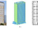 昆明涌鑫中心栋塔楼超限高层结构设计