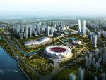 用BIM打造的杭州奥体中心游泳馆长什么样儿?