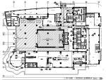 知名高档连锁酒店设计施工图