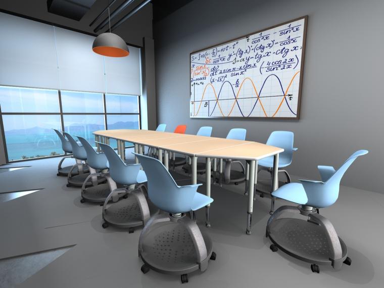 学科教室规划设计-学科教室规划设计第1张图片