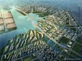 """[合集]""""经济中心""""滨海规划方案(7家公司竞标方案)"""