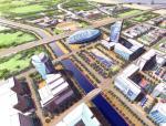 [上海]岛屿特色城镇景观概念规划设计方案