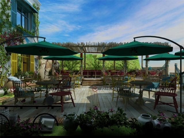 据说这是丹东最美的休闲度假民宿设计,快去瞧瞧-19二层北侧休闲露台.jpg