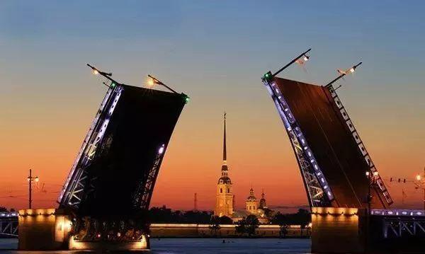 俄罗斯10座令人叹为观止的新桥梁景观