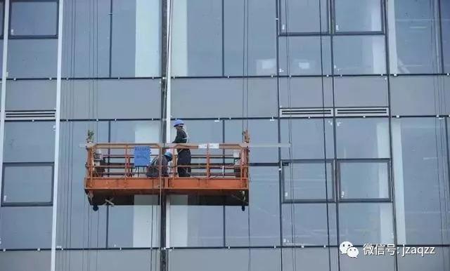 建筑施工吊篮安全要点,你都知道吗?_4