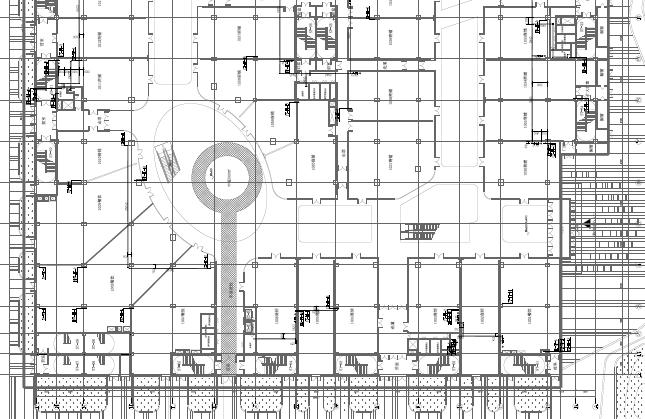 [河南]万达广场给排水施工图