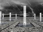 过滤雨水 注入地下的高塔