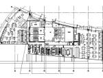 [天津]购物中心特色披萨店设计施工图